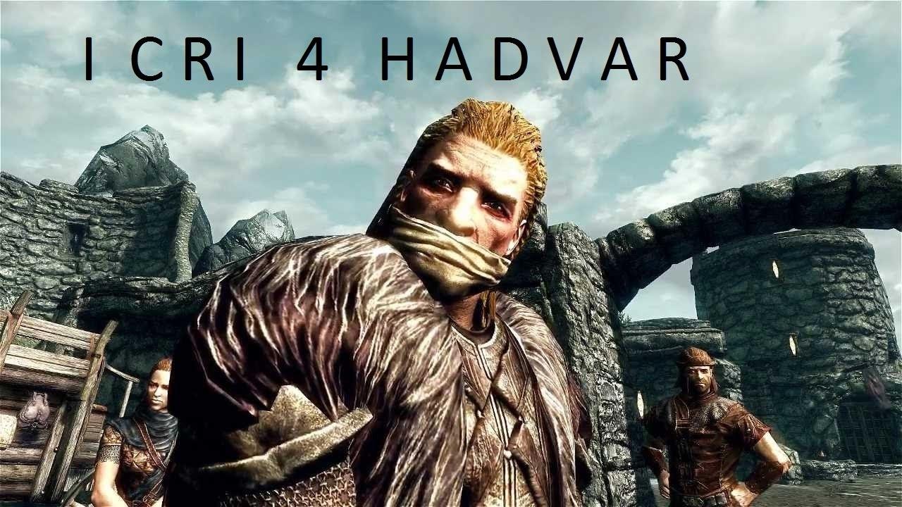 Ralof And Hadvar