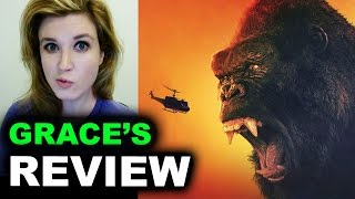 Kong Skull Island Movie Review