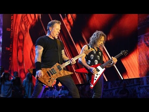 Metallica - Live at Reading Festival (2015) [Full 1080i HDTV Broadcast]
