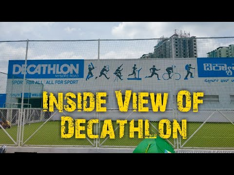 Inside View Of Decathlon | Mysore Road | BangaloreTraveller