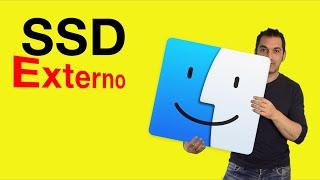 Cómo Instalar Mac OSX en disco SSD externo