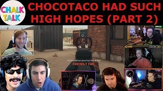 ChocoTaco Had Such High Hopes (Part 2) (PlayerUnknown's Battlegrounds)
