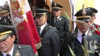 PNP. TARMA REPLICA DEL SR. DE MURUHUAY  EN LA COMISARIA DE TARMA PARTE 1