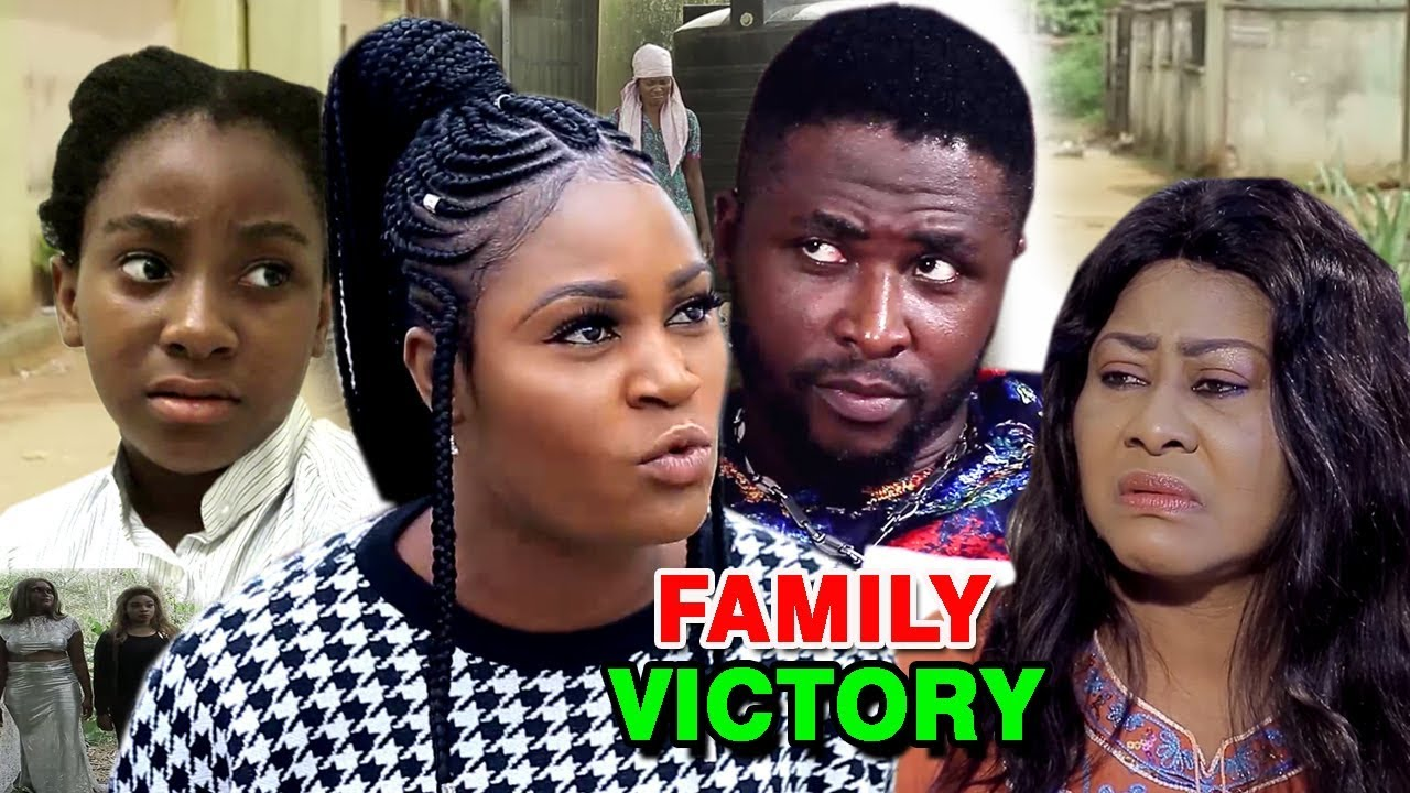 Download Family Victory (New Movie) Season 5&6 - Chizzy Alichi 2019 Latest Nigerian Nollywood Movie