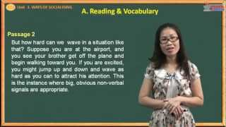 Tiếng anh 12 - Ways of socialising - Reading & Vocabulary