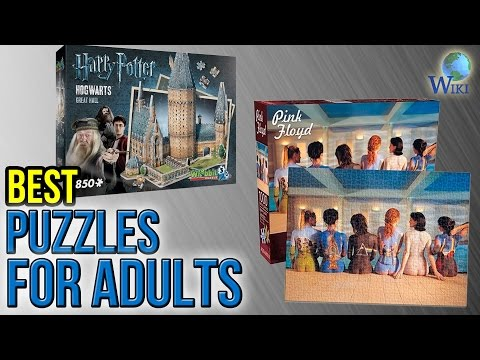 10 Best Puzzles For Adults 2017 from YouTube · Duration:  4 minutes 57 seconds