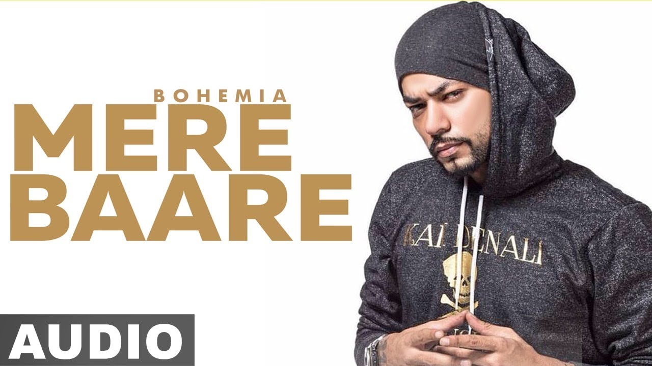 Mere Baare (Full Audio) | Bohemia | Haji Springer | Latest Punjabi Songs 2019 | Speed Records