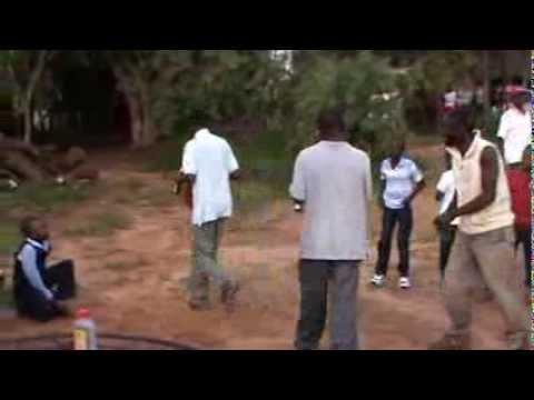 Zimbabwe MDC supporters