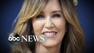Felicity Huffman to be sentenced in 'Varsity Blues' scandal l ABC News