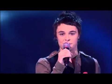 Leon Jackson - Dancing In The Moonlight (The X Factor UK 2007) [Live Show 4]