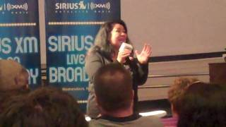 Loretta Ables Sayre - Bali Hai - South Pacific - Sirius XM Live On Broadway