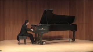 Joong-Han Jung - C. Debussy Preludes Bk I No.7 Ce qu'a vu le vent d'ouest