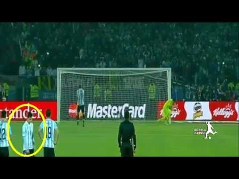 Gonzalo Higuain's penalty miss vs Chile, Messi's Unhappy Reaction - Highlights