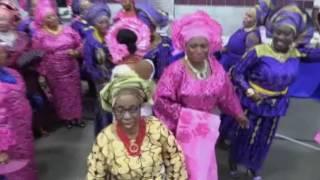 iyabo kuku kanu son s wedding reception party