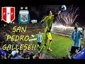 Perú vs Argentina Pedro Gallese PARODIA