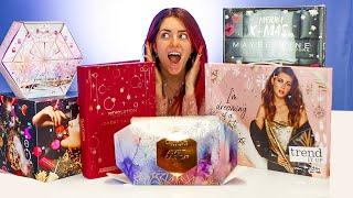 Welcher ist DER BESTE? Ganzes Make Up mit ALLEN DROGERIE Adventskalender!