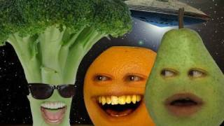 Annoying Orange - Close Encounters of the Annoying Kind