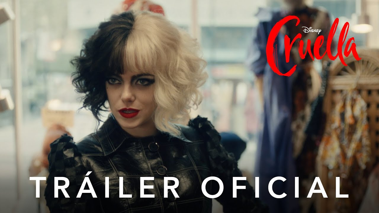 Cruella – Tráiler Oficial Subtitulado | Disney Plus