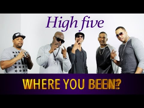 "'90s R&B Group ""Hi-Five"" Talk Highs And Lows Of Staging A Music Comeback"
