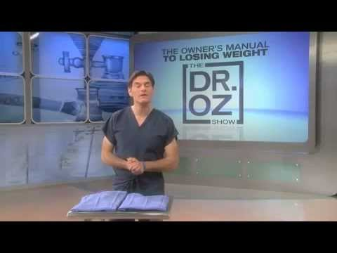 Dr. Oz Discusses Belly Fat & Why You Should Get a Flat Belly