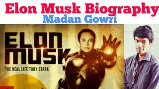Elon Musk | Tamil | Madan Gowri | MG