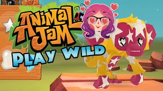 Animal Jam Play Wild! | Monkeying Around! [2] | Mousie