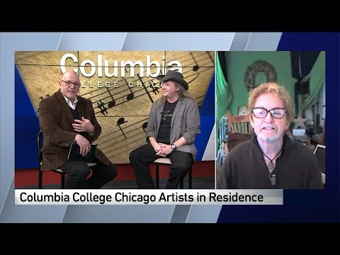 Jon Anderson Of YES And Sean McKee WGNTV 1-18-2019