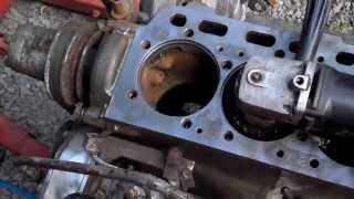 International harvester diesel engine rebuilding
