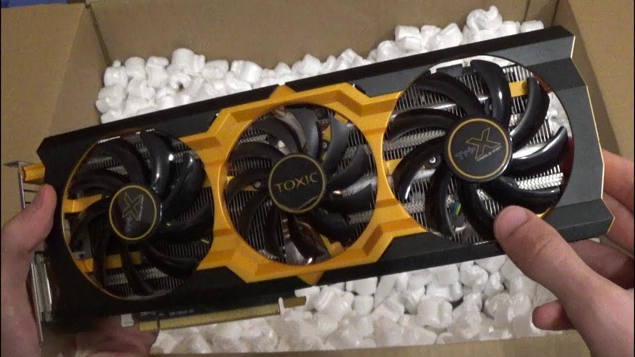 Sapphire Toxic R9 270X - Funktion des Bios Switch