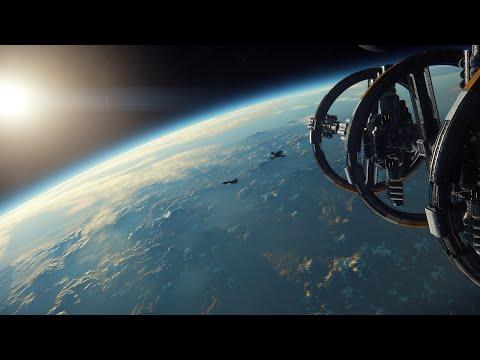 Star Citizen - 3.0 Planetary Landing Gameplay