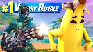 Bullying Bananas in Fortnite!