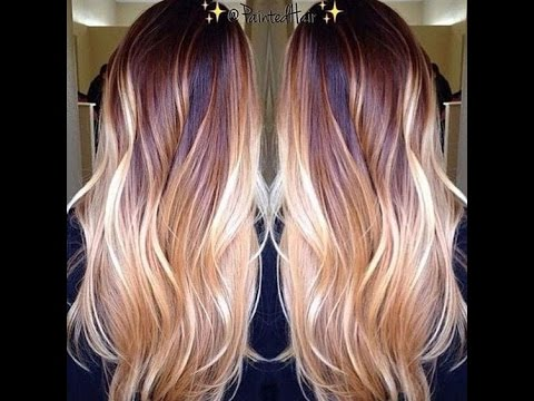 30 Hair Highlight Ideas to Copy Now | Trendy Ways to Highlig