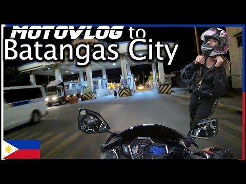 MotoVlog - Batangas City - Mission Porta Galera