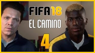 Fifa 18 el camino (the journey) - parte 4 español - walkthrough / let's play