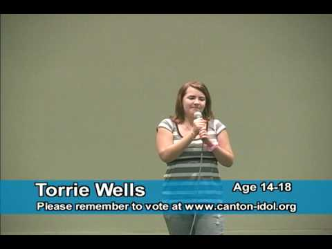 Age 1418 Torrie Wells