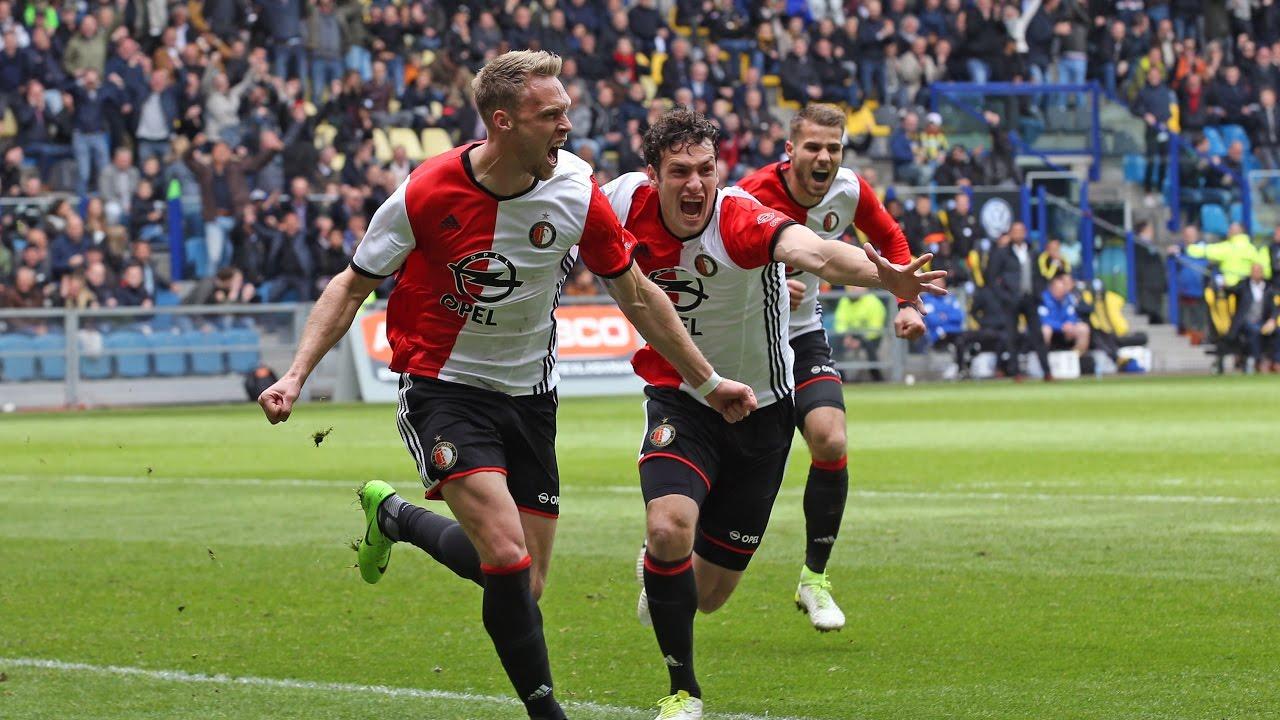 Vitesse Feyenoord