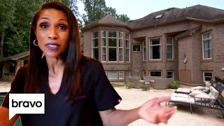 Dr. Jackie Walters Gives You A Tour Of Her New Atlanta Home | Married To Medicine | Bravo