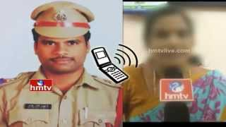 Medchal SI Misbehaviour On a Woman | SI Booked under Nirbhaya Act | HMTV