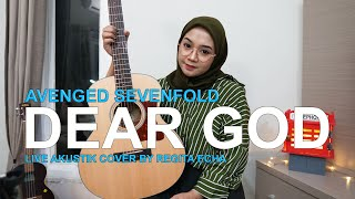 Download Mp3 Dear God  Versi Indonesia  - Avenged Sevenfold  Live Akustik Cover  By Regita Ec