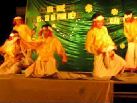 Cham dance ^^