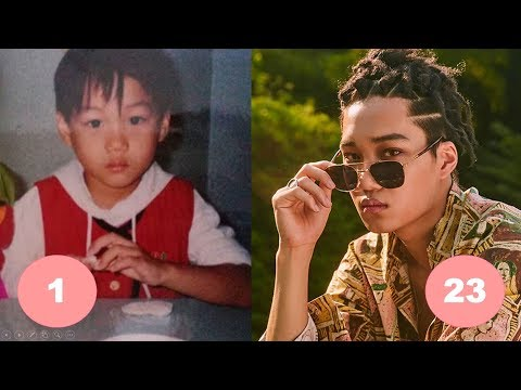 Kai EXO Childhood | From 1 To 23 Years Old