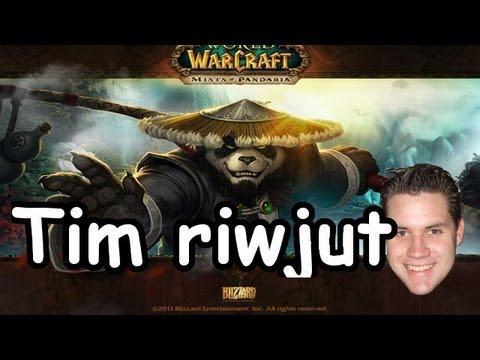 Tim riwjut: World of Warcraft - Mists of Pandaria