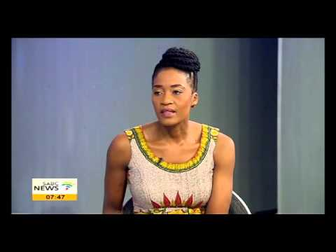 """Bongiwe Selane on """"Happiness is a Four-Letter Word"""" film"""