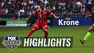 Top 5 assist kings (so far) | 2017-18 Bundesliga Highlights