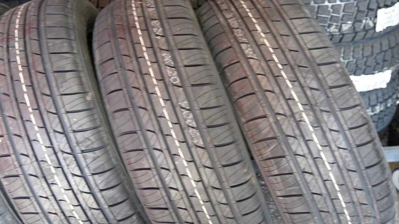 Fuzion Touring All Season Tire Review