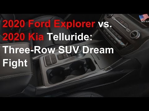 2020-ford-explorer-vs.-2020-kia-telluride:-three-row-suv-dream-fight