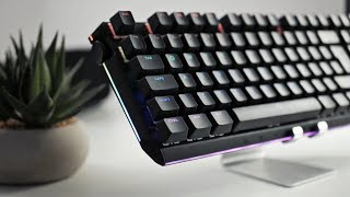Drevo BladeMaster TE | RGB Mechanical Keyboard Review