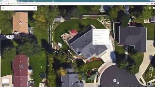 How To Use Google Maps To Create A Landscape Base Map