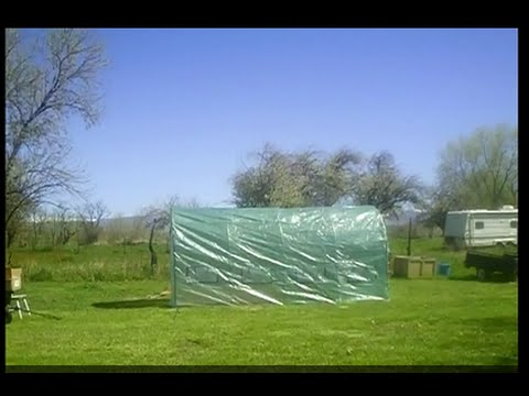 Greenhouse 7x15 by Best Choice Products Review