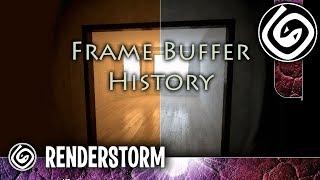 История Фрейм Буффера V-Ray (Vray Frame Buffer History)